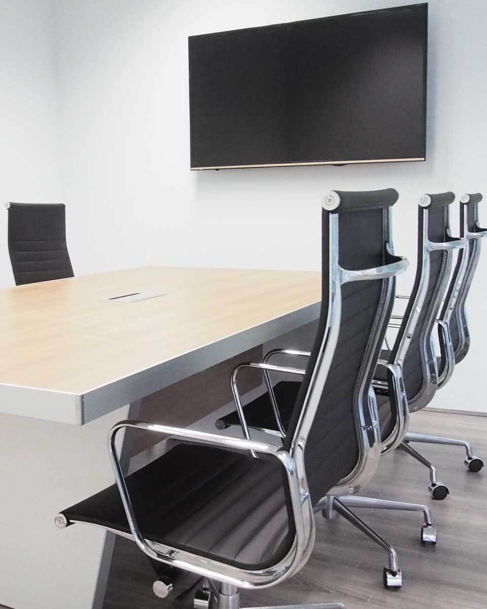 meeting room serviced office